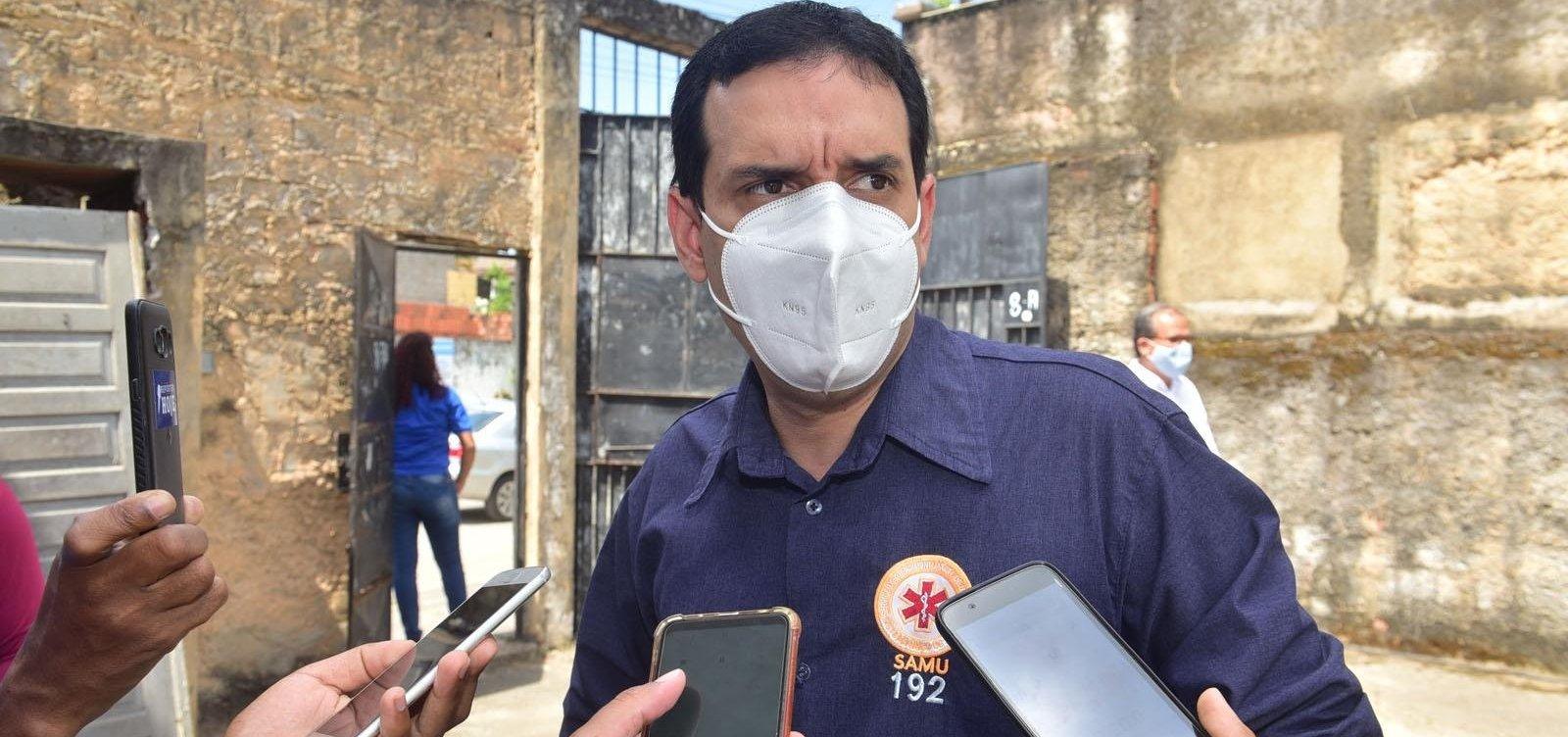 Vacinação em Salvador pode começar nesta segunda-feira, diz secretário