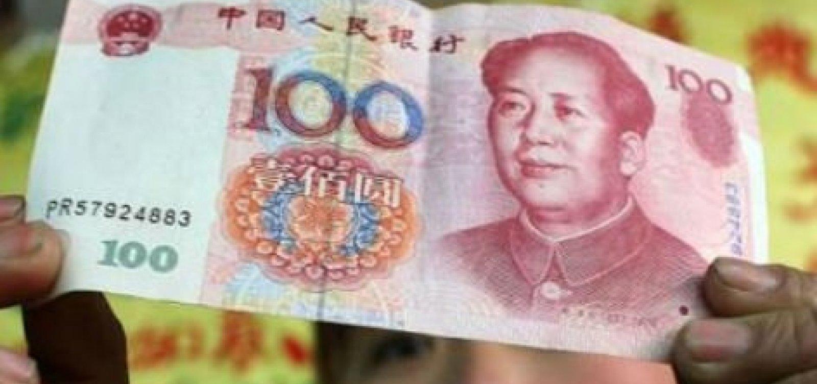 China é o único país a avançar na economia em 2020