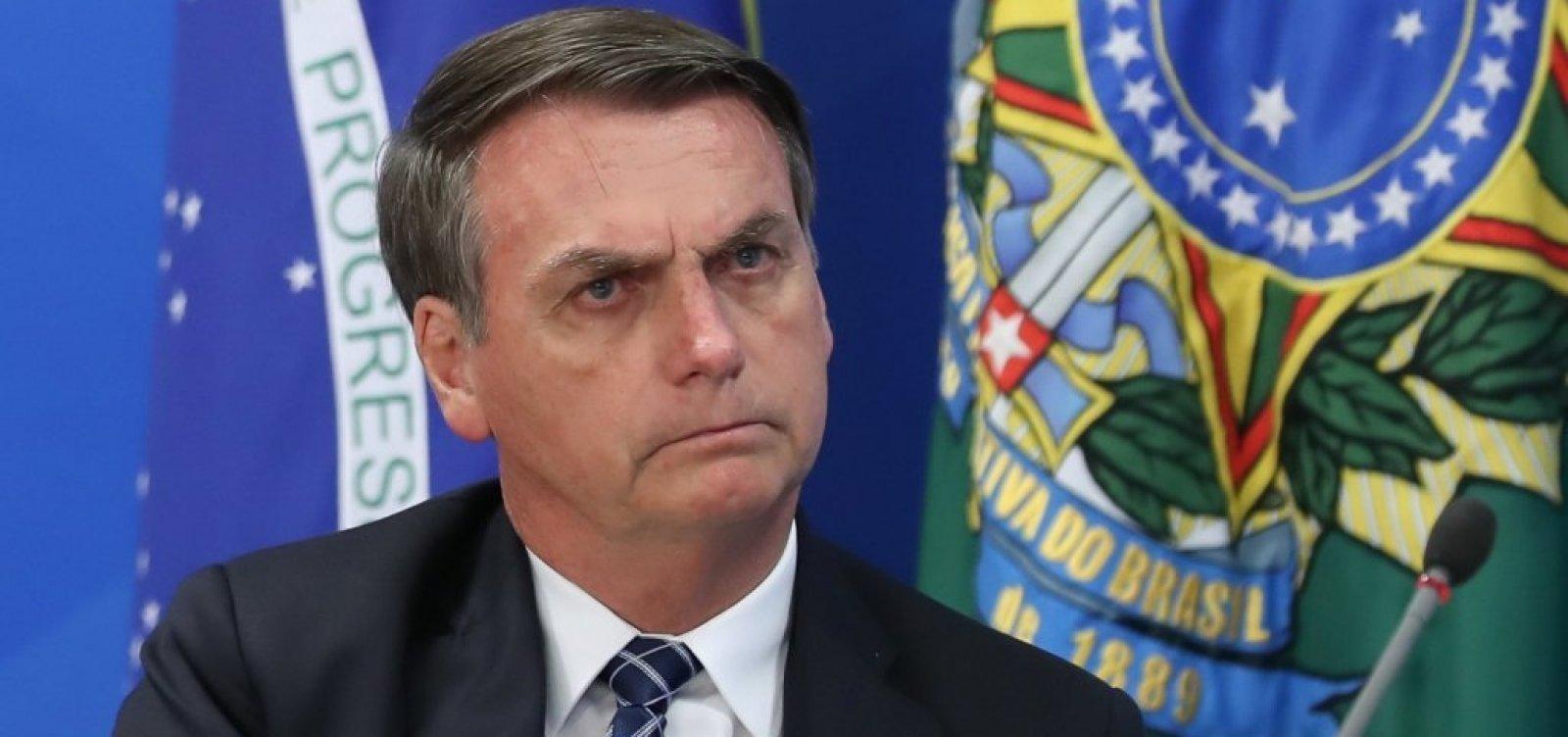 Após chamar de 'vacina de Doria', Bolsonaro diz que imunizante 'não é de nenhum governador'