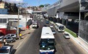 Policial Militar é baleado em tentativa de assalto na Av. Bonocô