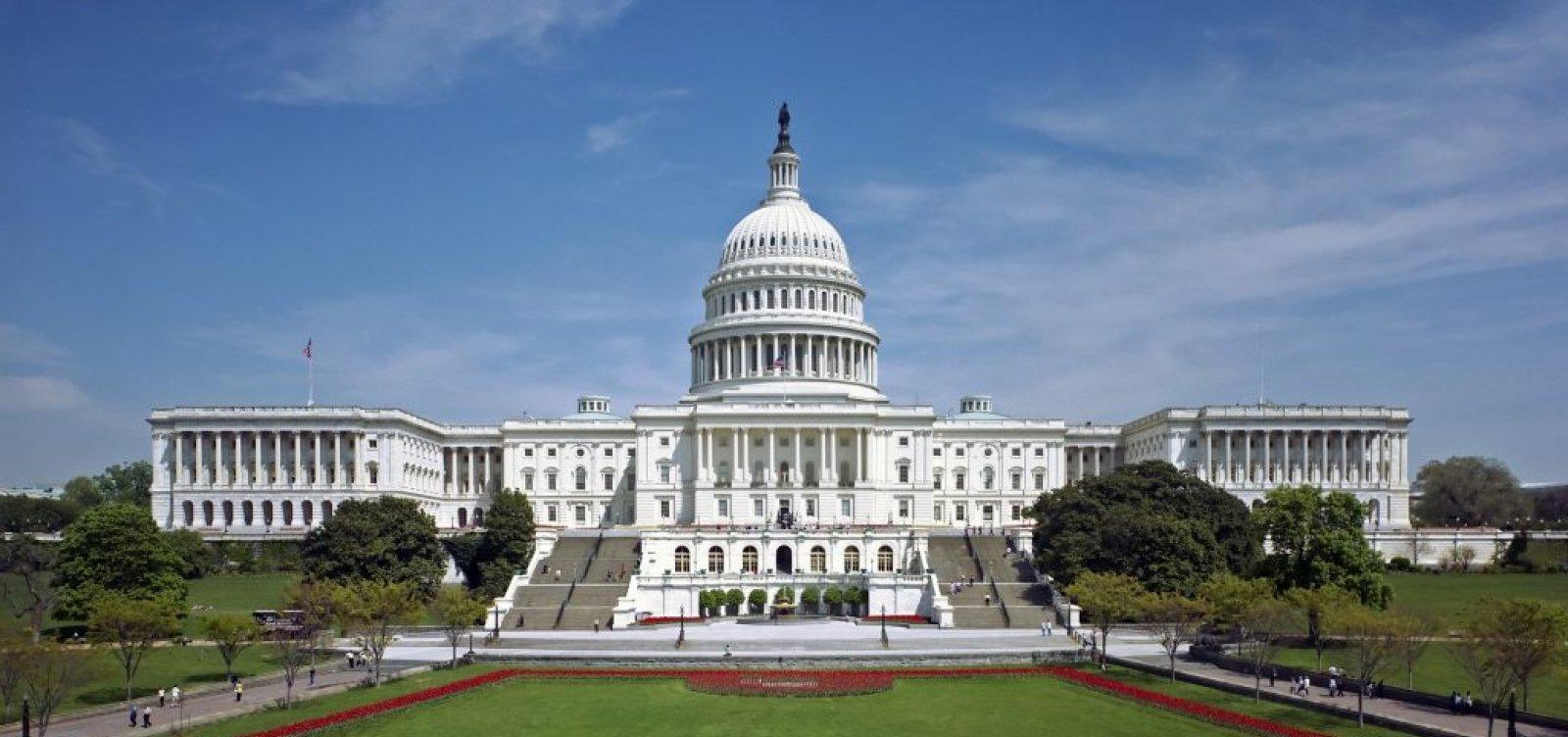 Capitólio dos Estados Unidos é isolado, diz agência