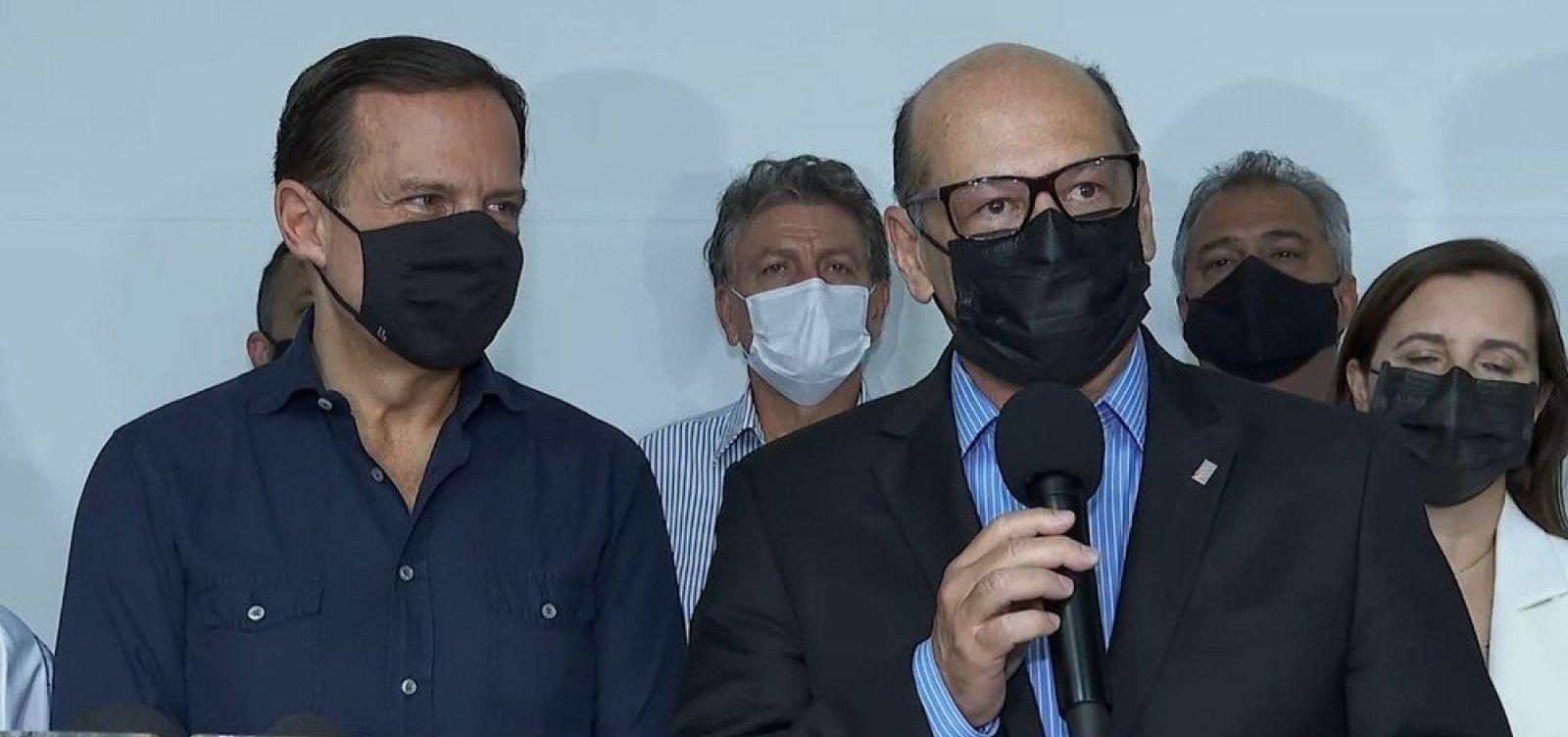 CoronaVac: Diretor do Butantan pede que Bolsonaro tenha 'dignidade' para negociar insumos com a China