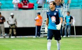 De férias, Marcelo Lomba confirma que vai se apresentar ao Bahia em janeiro