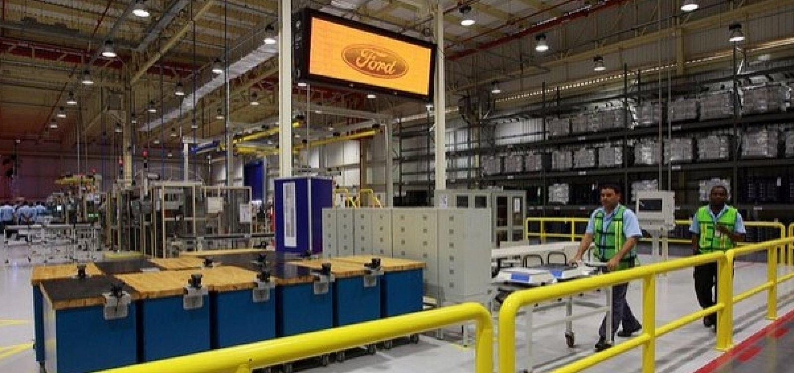 Após anunciar demissão, Ford chama trabalhadores de volta para produzir peças de reposição