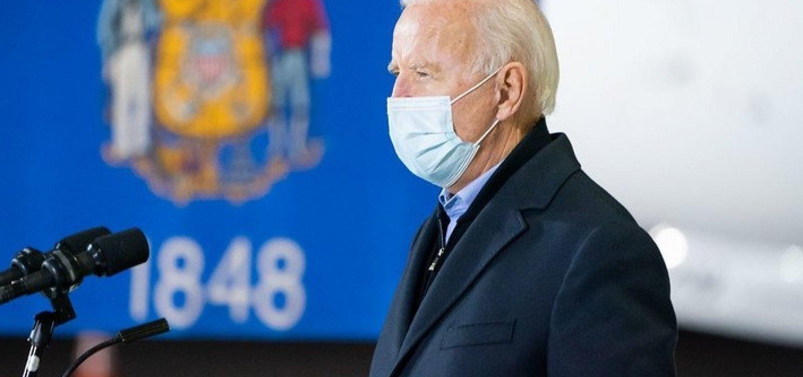 Posse de Biden terá segurança reforçada