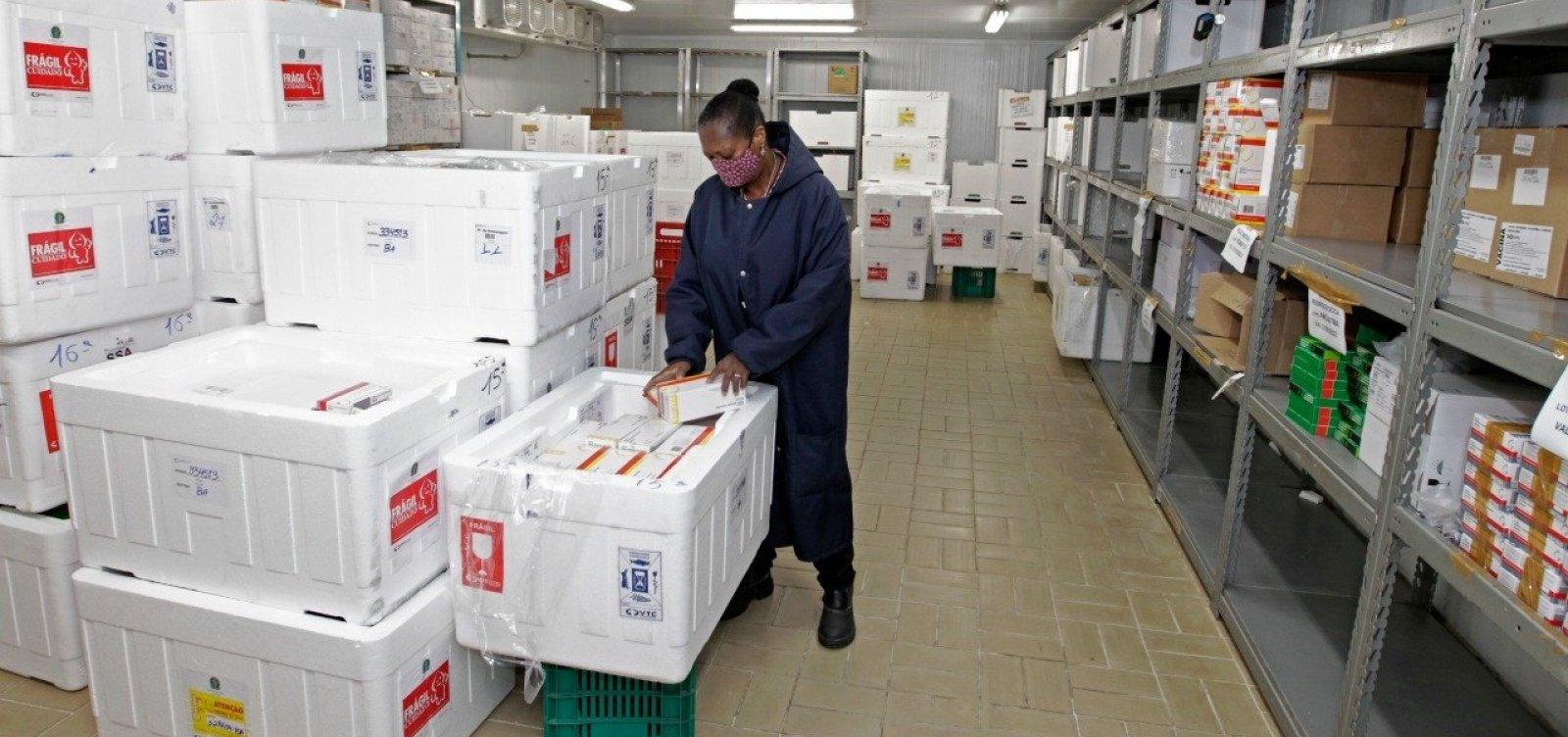 Contra desvio de doses da vacina, MPF acompanha a imunização em 26 municípios da Bahia