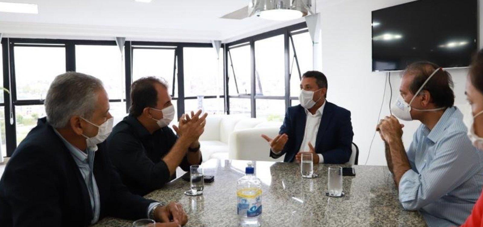 Secretários de turismo da Bahia e de Salvador se reúnem para alinhamento
