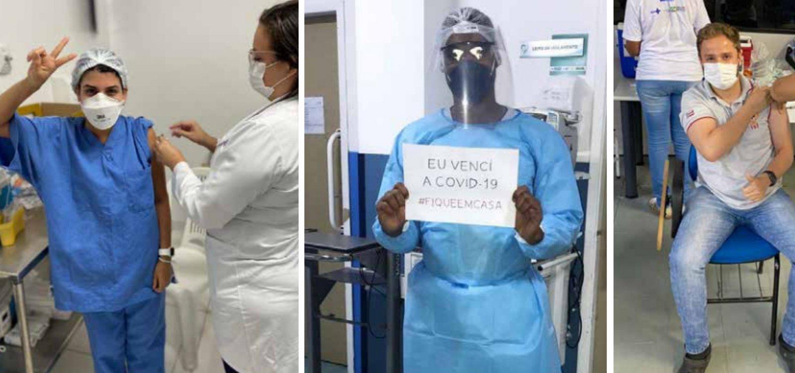 Vozes da Linha de Frente: 'Estão ignorando a pandemia', diz médico