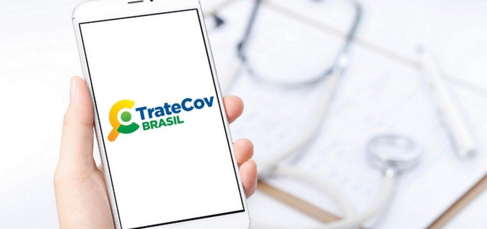 Ministério da Saúde tira do ar aplicativo que recomenda 'tratamento precoce' para Covid-19