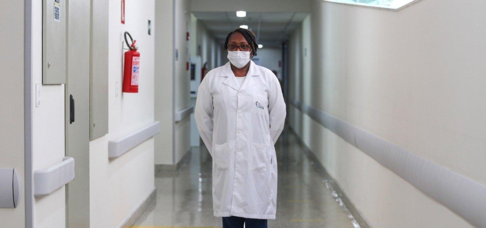 Em Salvador, primeiros vacinados não relatam efeitos colaterais pós-imunização
