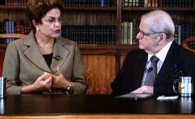 """""""Fico bastante triste"""", afirma Dilma Rousseff sobre críticas ao seu governo"""