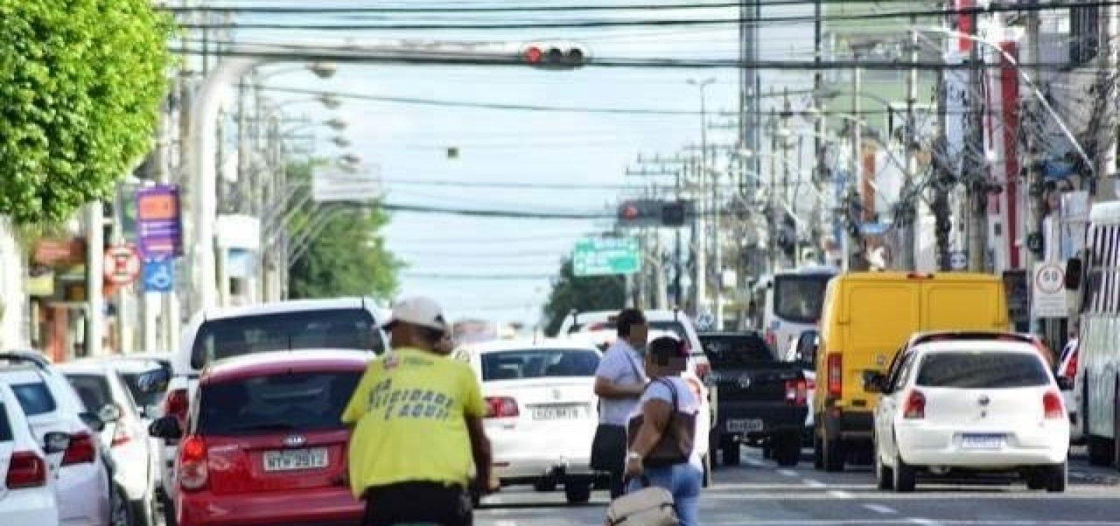Bairros do Sim, Tomba e Mangueira registram maior número de infectados em Feira de Santana