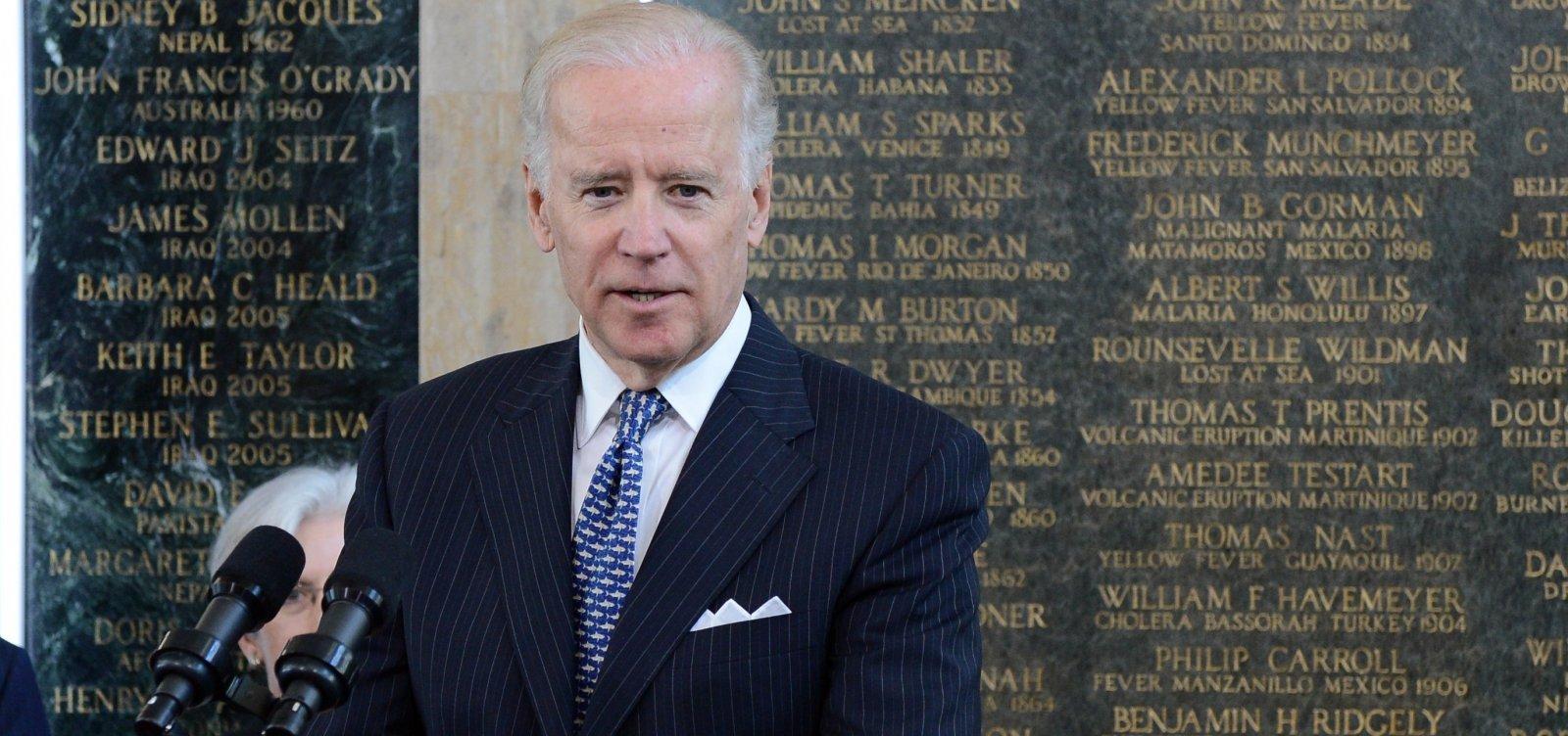 Biden retira liberação da entrada de turistas do Brasil aos EUA