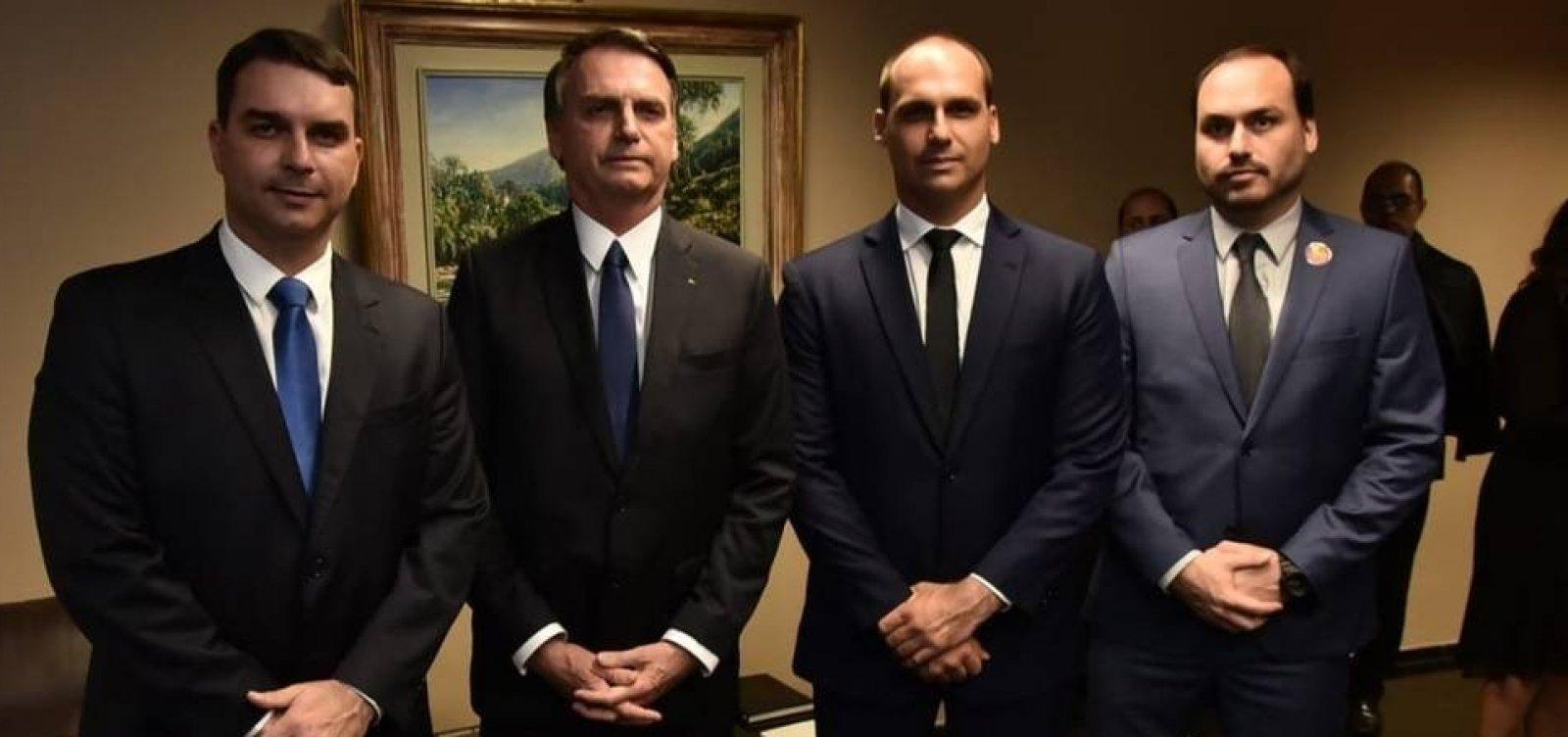 Relatório aponta que família Bolsonaro lidera ranking de ataques à imprensa no Brasil em 2020