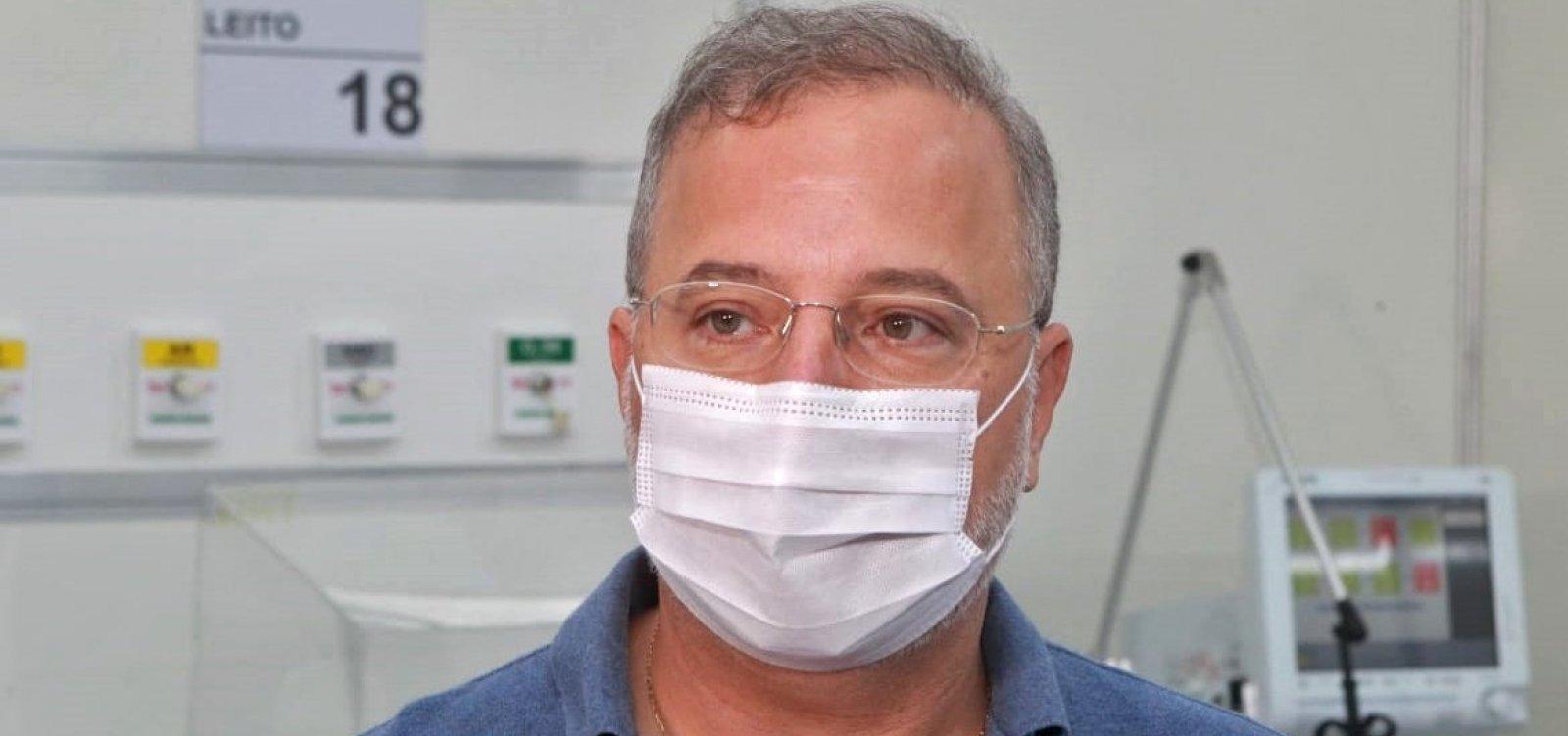 Sesab armazena novo lote da Coronavac para garantir aplicação de segunda dose