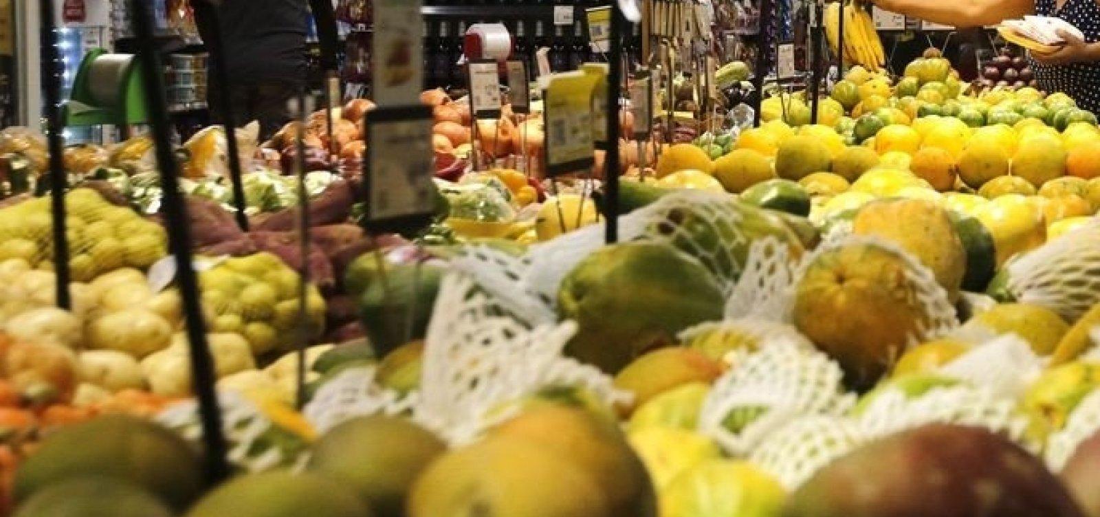 Despesas do governo federal com alimentos passam de R$ 1,8 bilhão