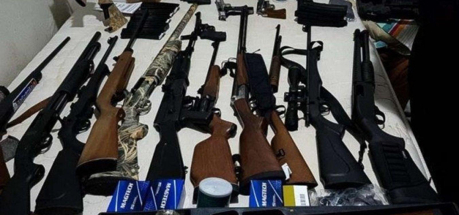 DF: militares da ativa do Exército são presos por fraudar registro de armas
