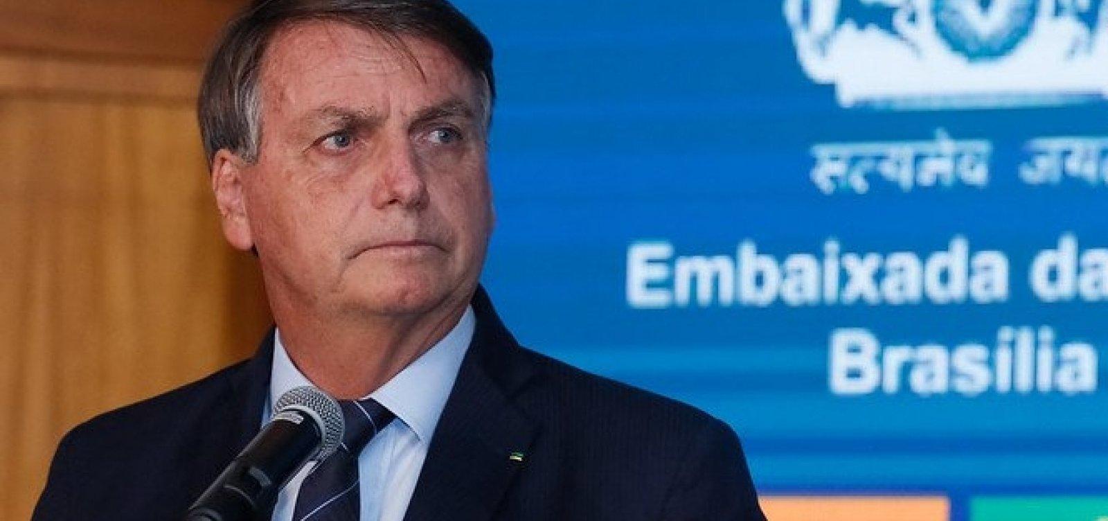 Bolsonaro admite interferência do Planalto em eleição da Câmara