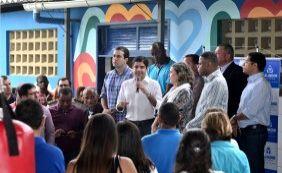 Unidade de Acolhimento Institucional é revitalizada na Boca do Rio