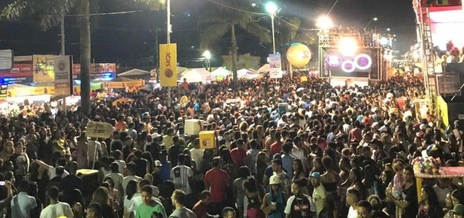 Feira de Santana: prefeitura anuncia suspensão de micareta em abril devido à Covid-19