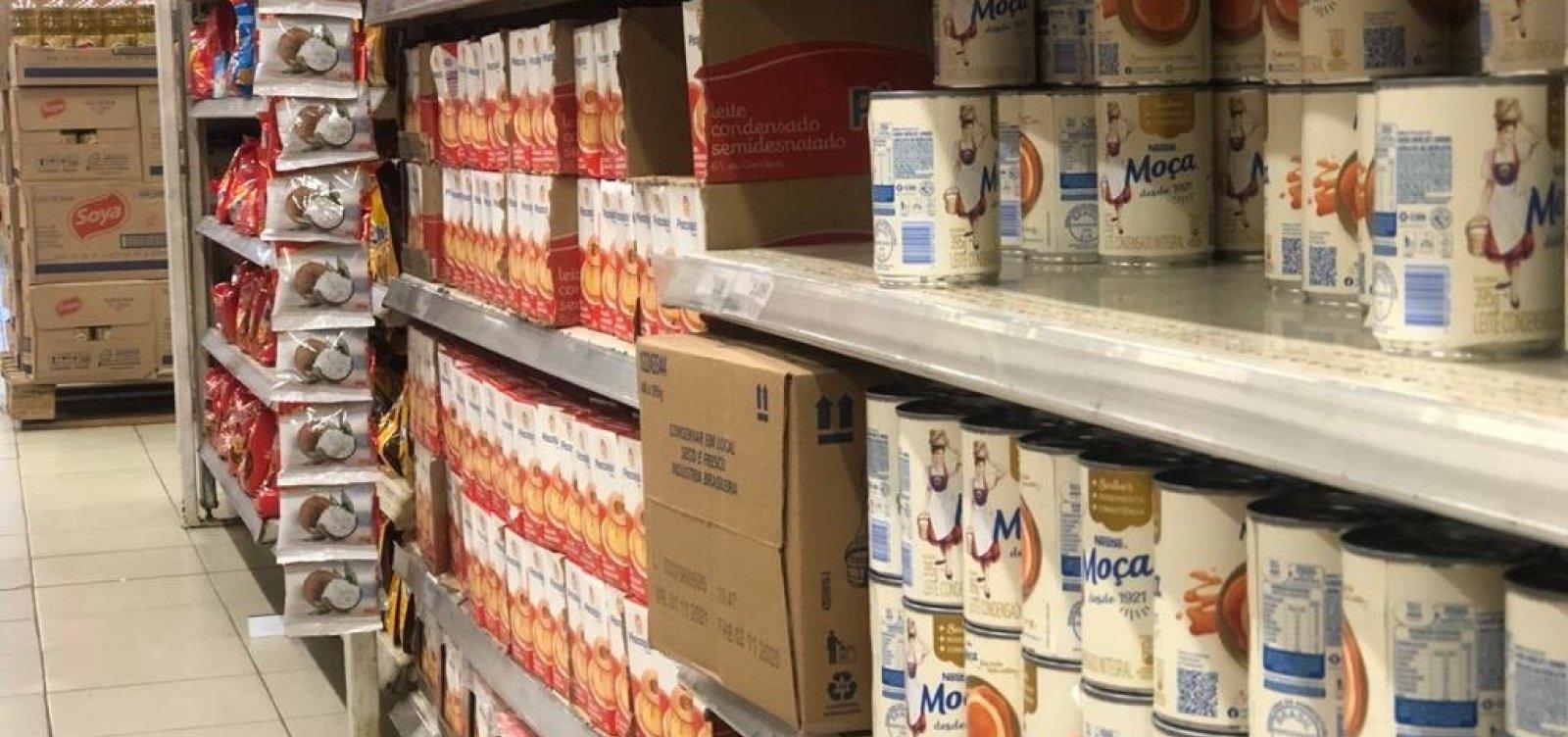 Ministério da Defesa afirma que leite condensado é para potencializar energia dos militares