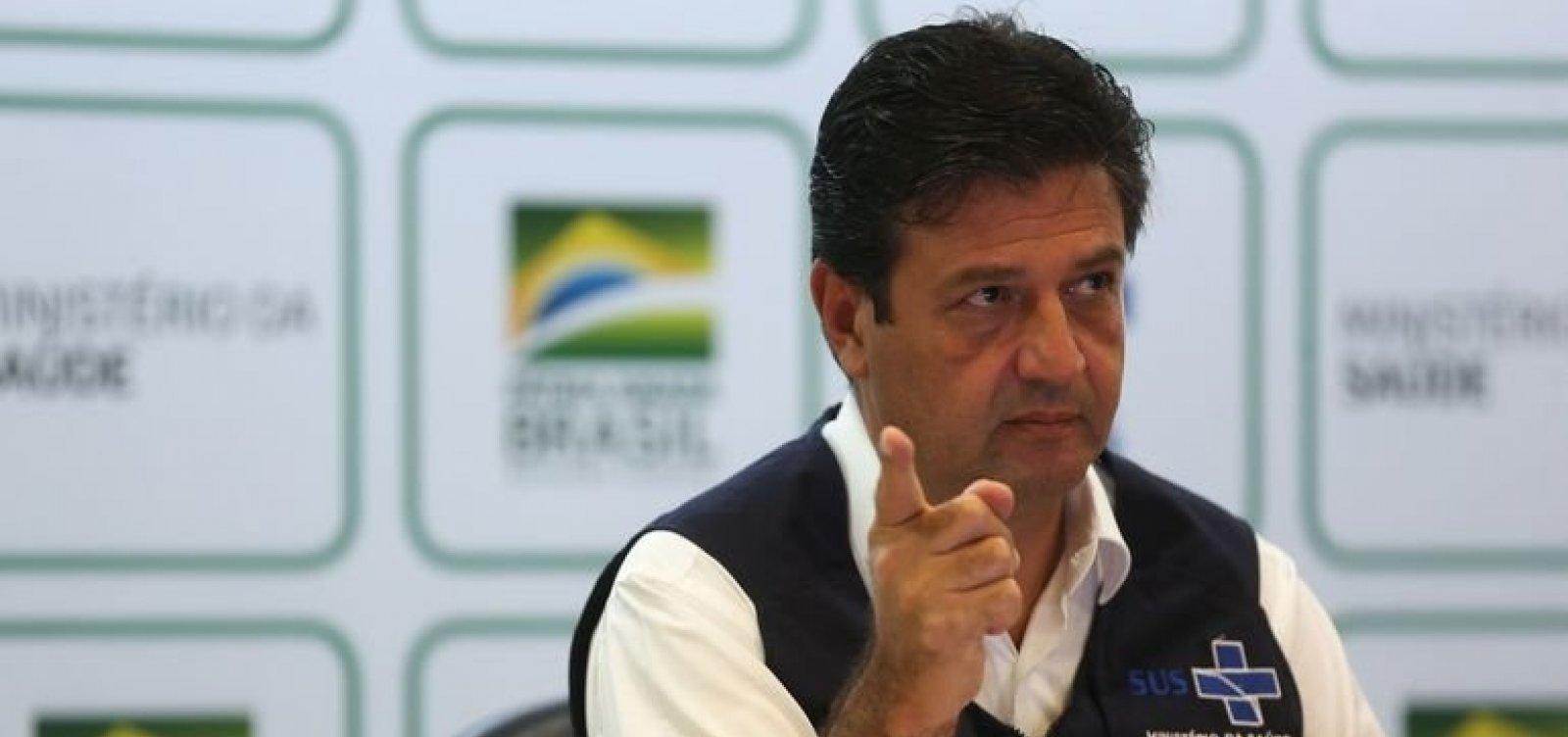 Mandetta diz que Brasil pode ter 'megaepidemia' caso variante do coronavírus no Amazonas se espalhe