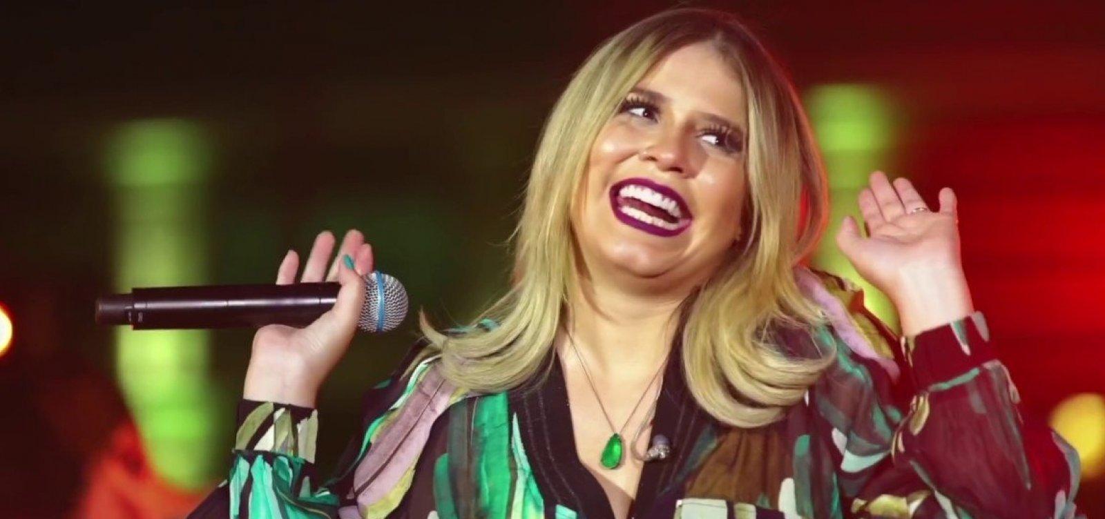 Marília Mendonça ultrapassa os Beatles em número de seguidores no Spotify