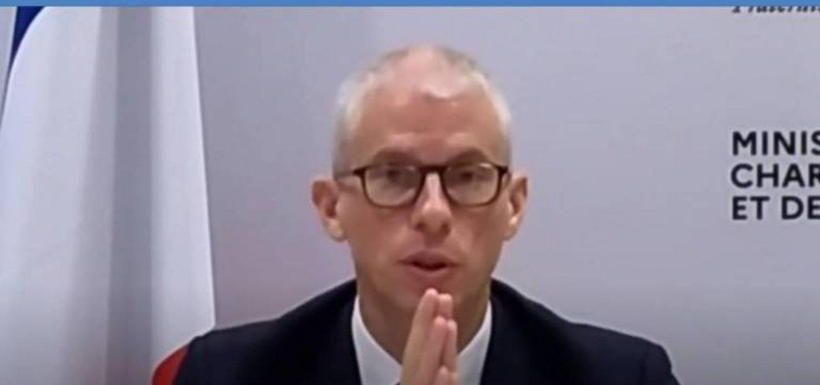França não aceita acordo com Mercosul sem garantia antidesmatamento, diz ministro