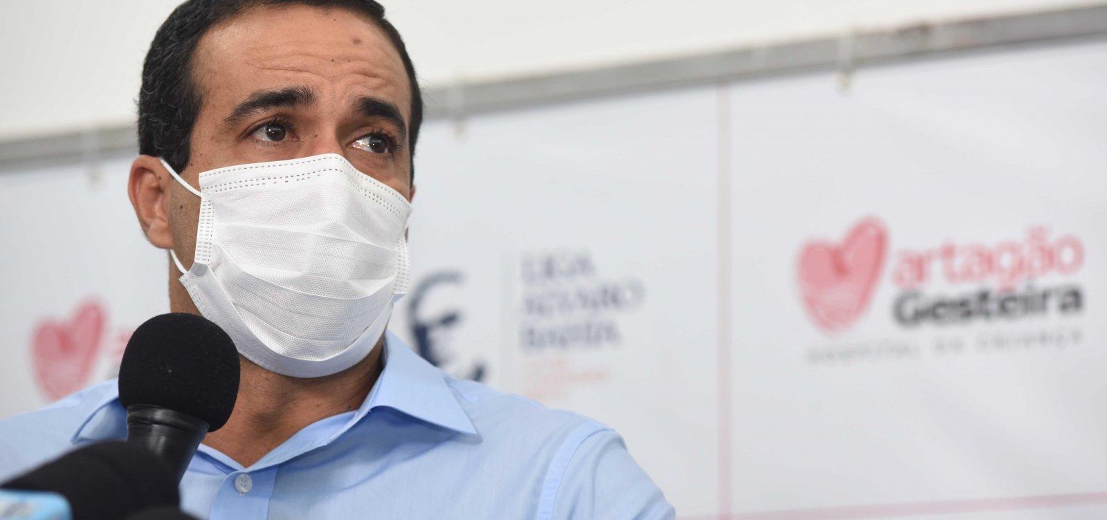 Municípios não têm condições de subsidiar transporte público, diz Bruno Reis