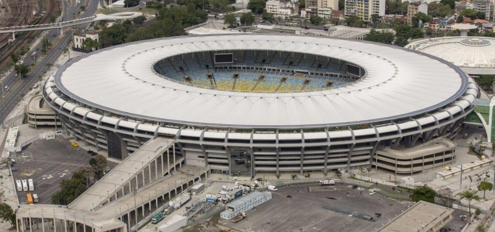 Libertadores: PM e Bombeiros fazem operação para evitar aglomeração