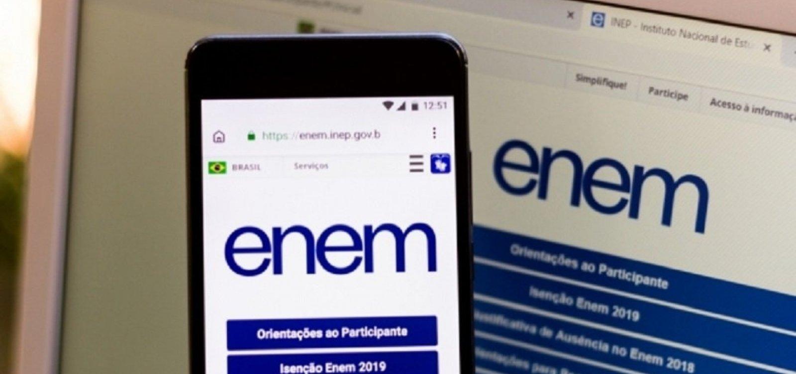 Inep suspende Enem digital em Macapá