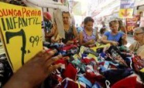 Comércio tem pior índice de vendas no Natal desde 2003