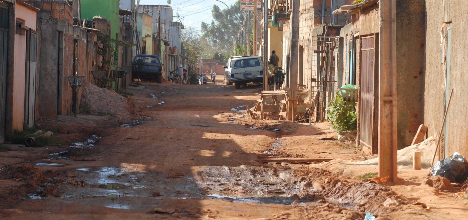 Brasil começa 2021 com mais miseráveis que há uma década