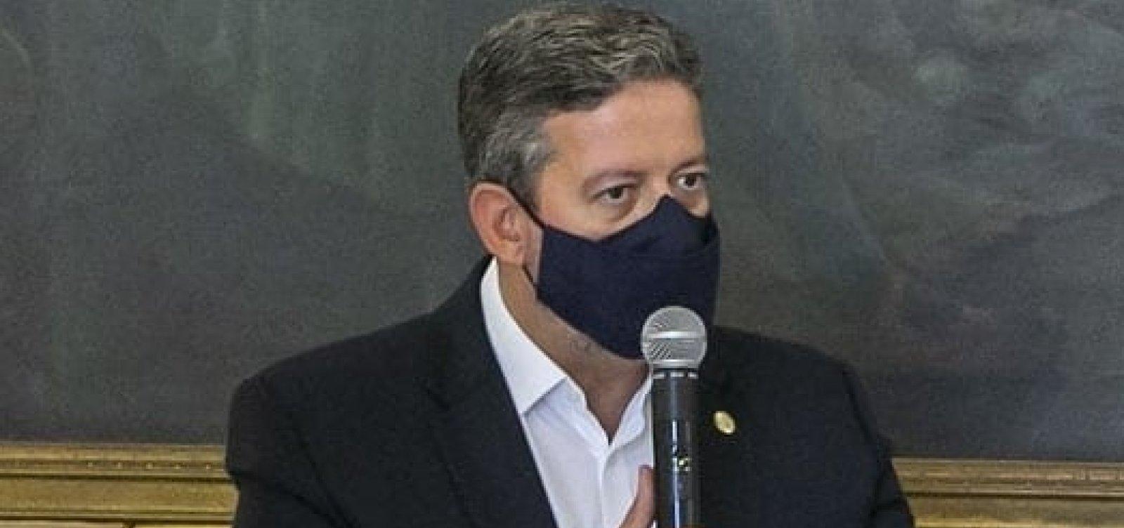 Após abandono de Baleia Rossi pelo DEM, Arthur Lira insere anúncio de apoio do partido em sua agenda