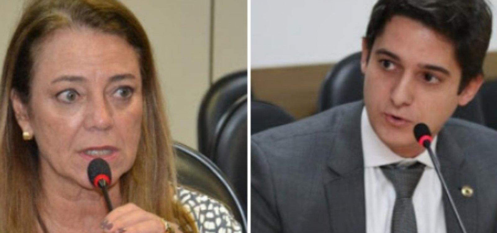 2ª vice-presidência da Assembleia tem briga dentro do PSB: genro de Nilo x Fabíola Mansur