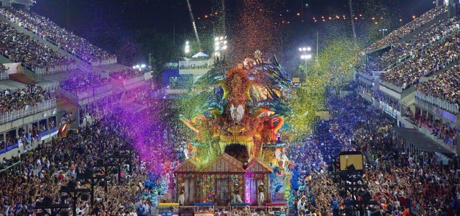 Prefeitura do Rio cancela ponto facultativo na segunda de carnaval