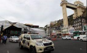 Polícia Militar e Bombeiros fazem esquema especial para Réveillon em Salvador