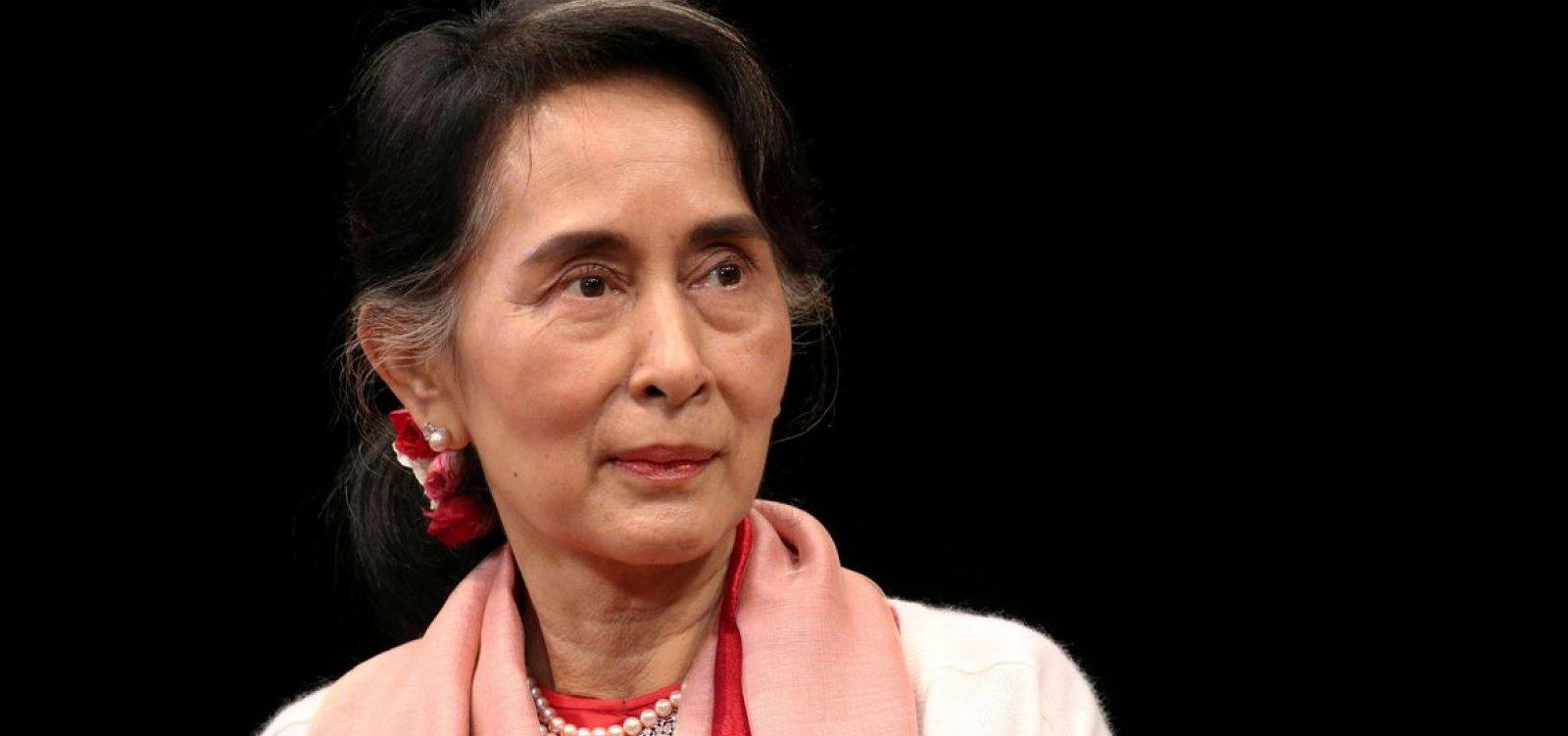 Deputados de Myanmar estão em prisão domiciliar