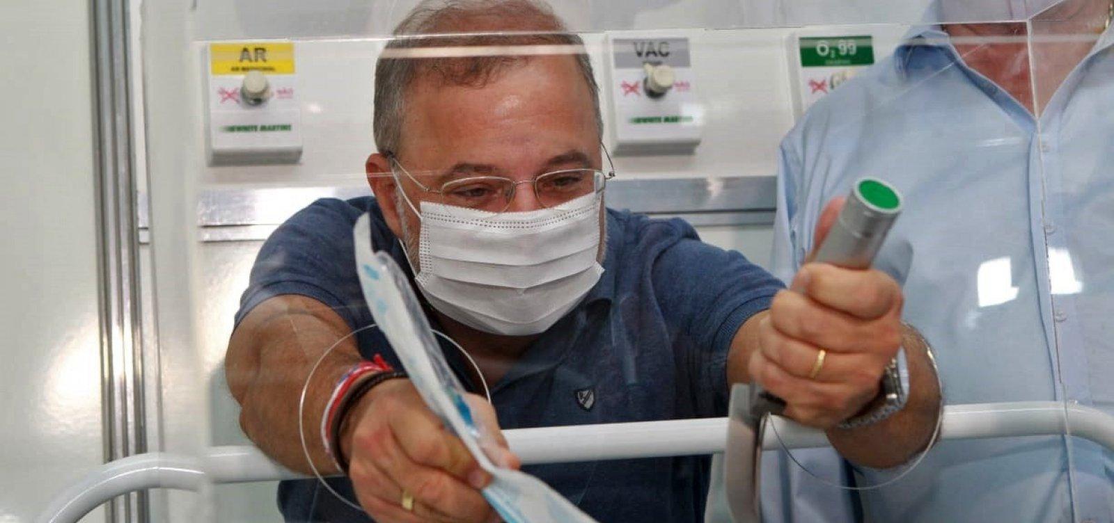 Bahia tem segunda menor taxa de mortalidade por Covid-19 do país, diz secretário da Saúde
