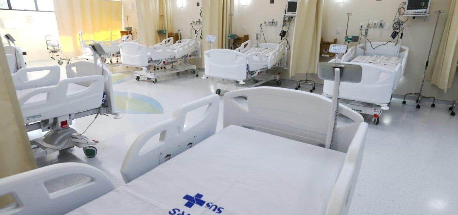 Quase 50% dos pacientes com Covid-19 em UTIs no Brasil morrem, diz estudo