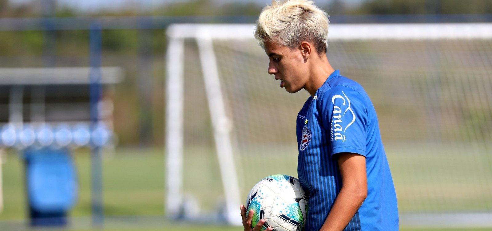 Jogadora deixa o Bahia e relata falta de alimentação para atletas; clube se manifesta