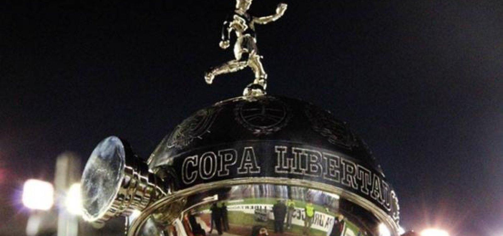 Final da Libertadores gera multa para Conmebol por aglomeração