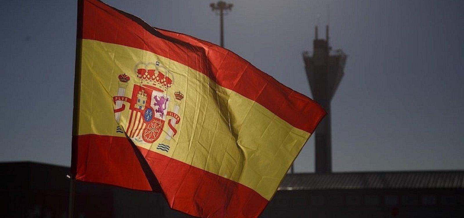 Espanha restringe entrada de pessoas vindas do Brasil e da África do Sul