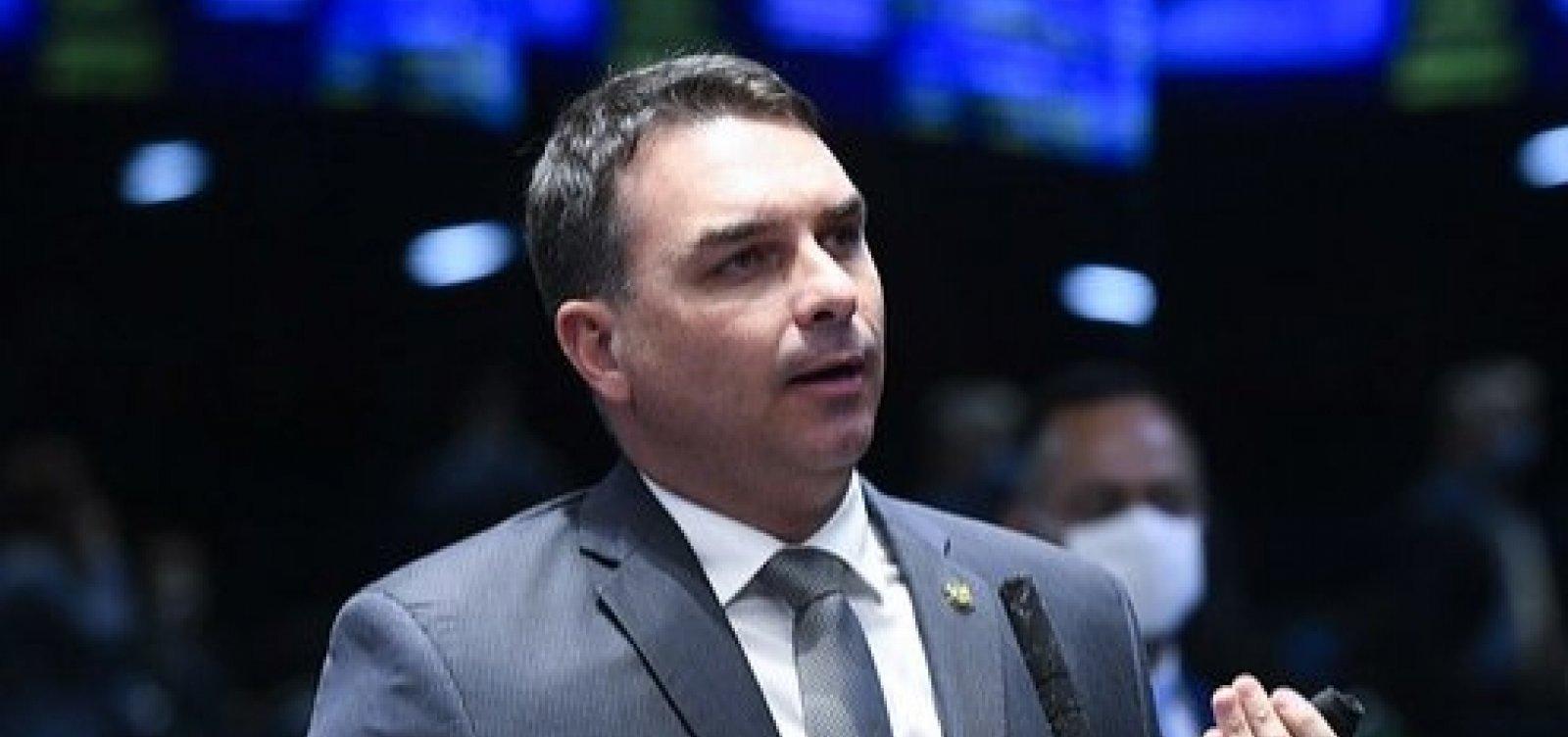 MP recorre de decisão do STF sobre Flávio Bolsonaro