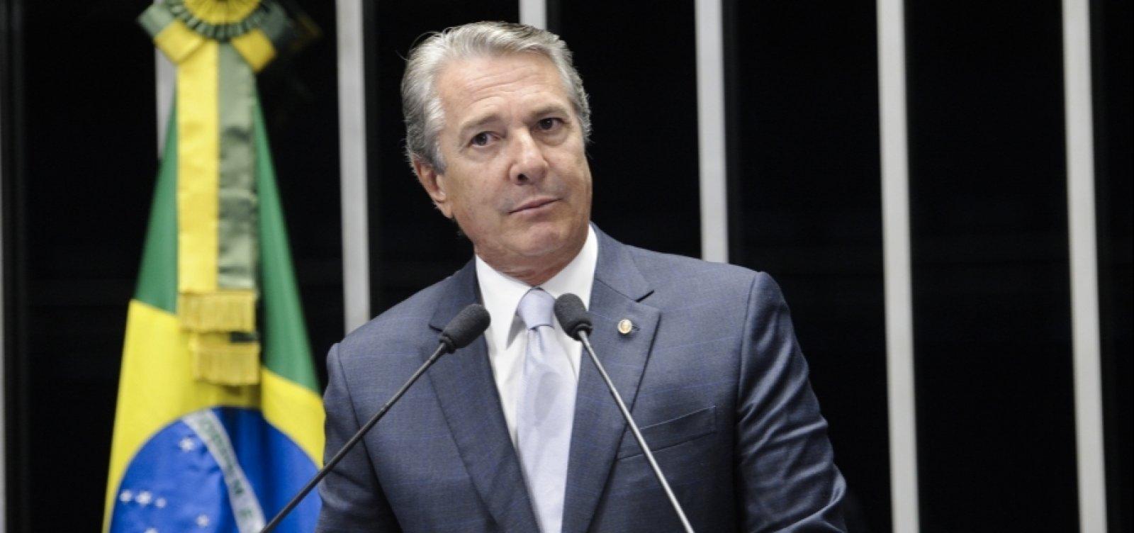 Fernando Collor é cotado para Ministério das Relações Exteriores