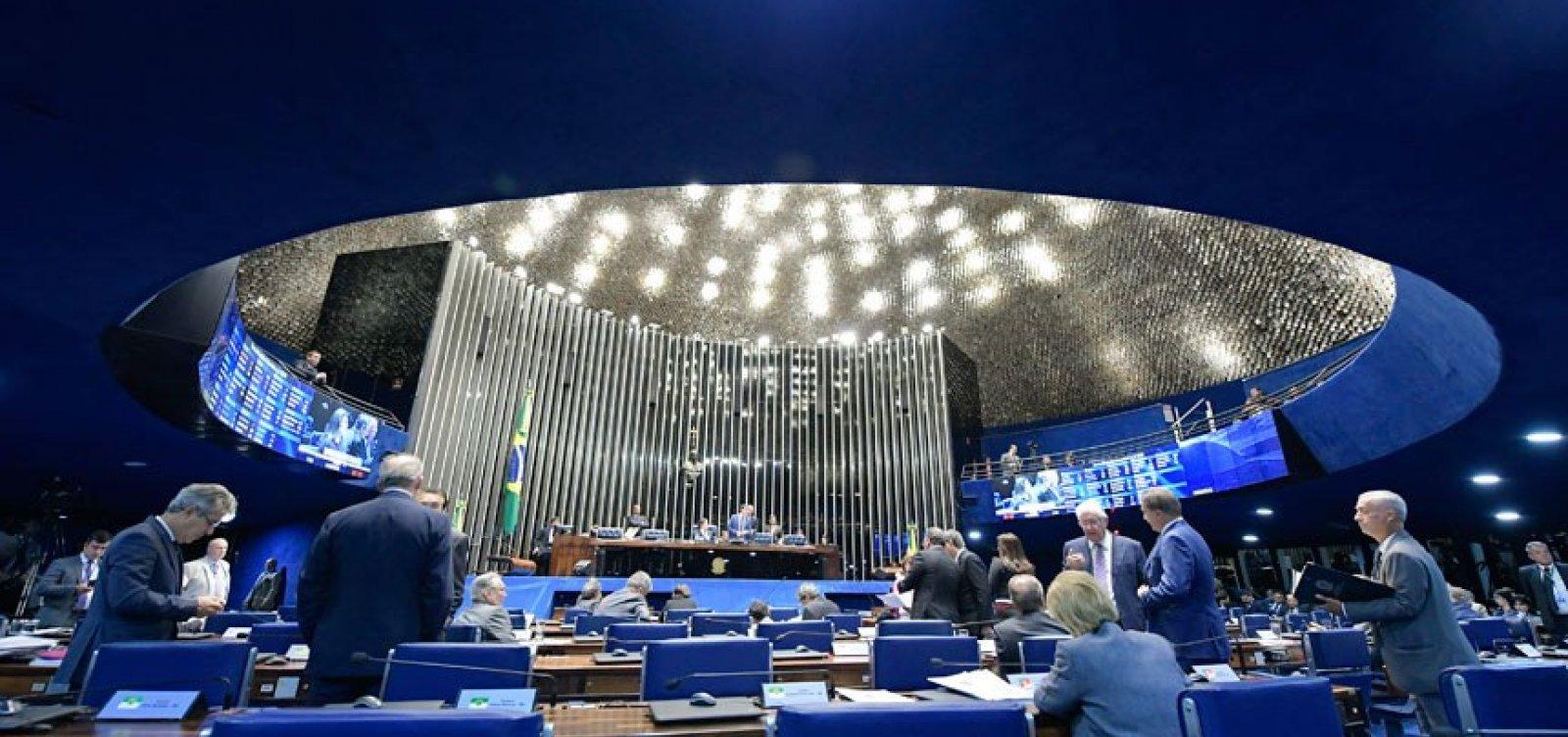 Senado define integrantes da nova Mesa Diretora; confira