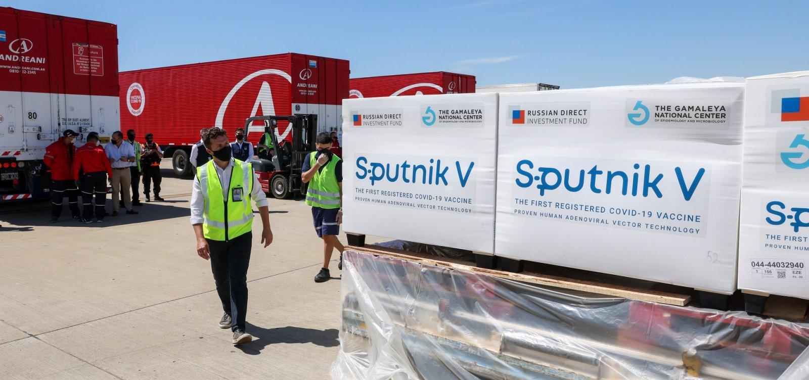 México autoriza uso emergencial da vacina russa Sputnik V