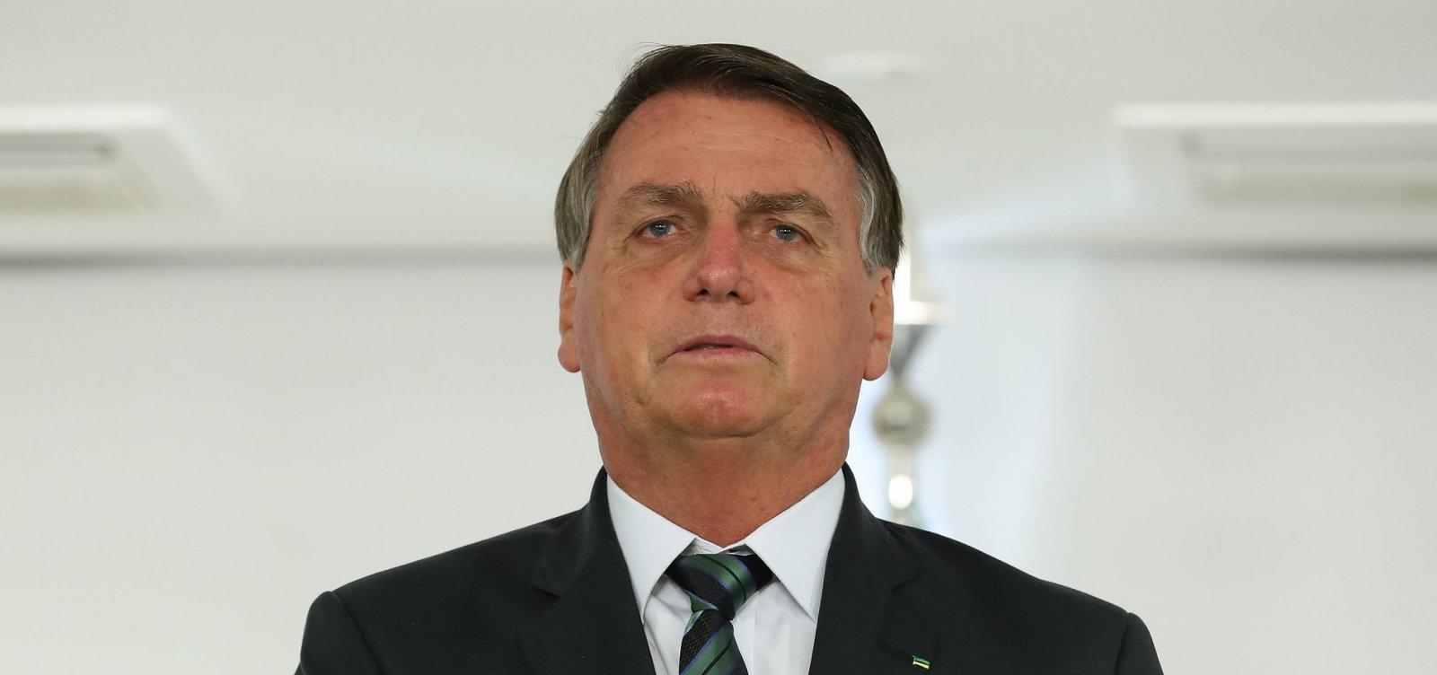 'Minha vida é um inferno', diz Bolsonaro sobre ser presidente