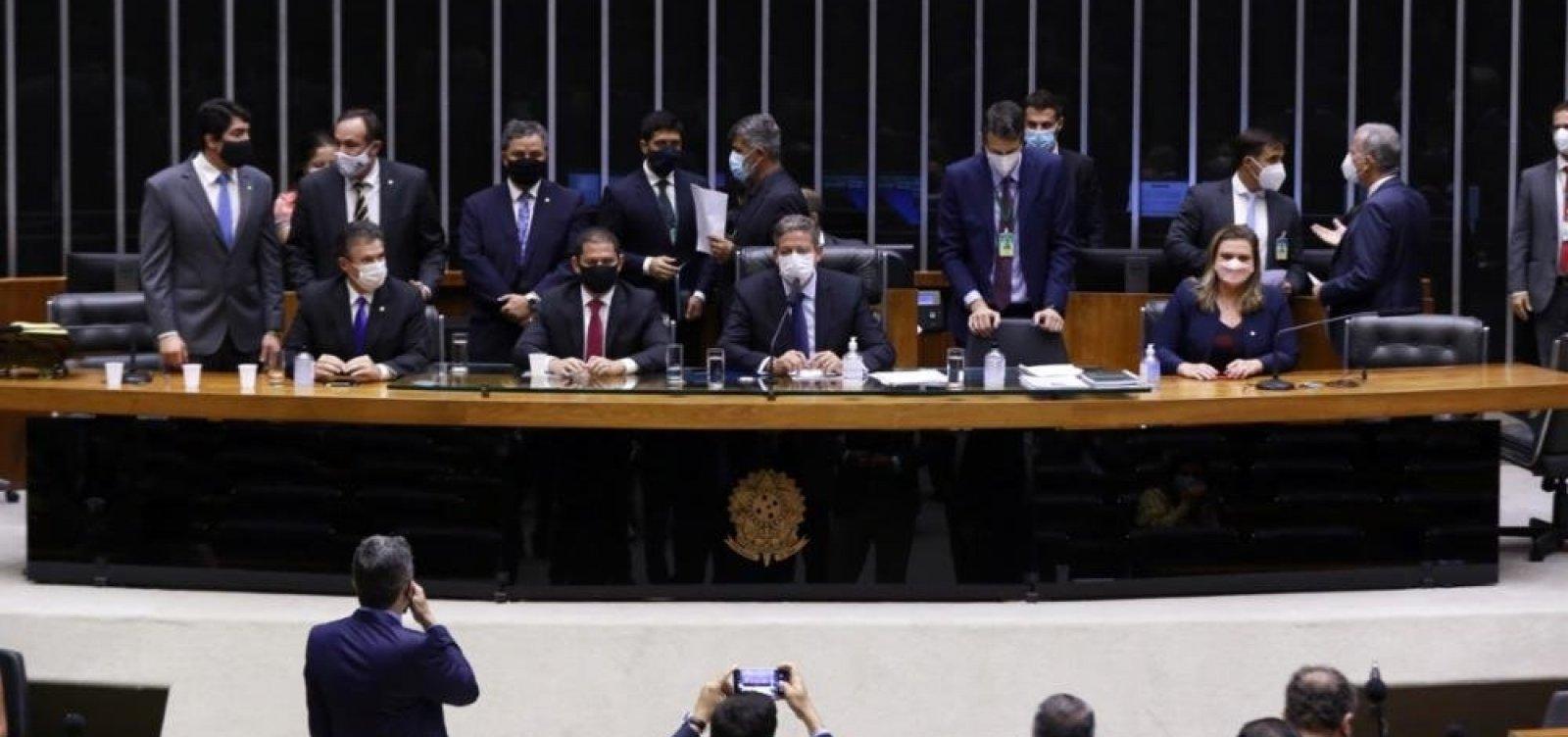 Câmara dos Deputados elege Mesa Diretora para mandato de dois anos