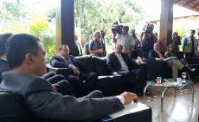 Rui Costa e mais dez governadores traçam agenda com a União para 2016